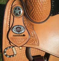 MS Reining Saddle